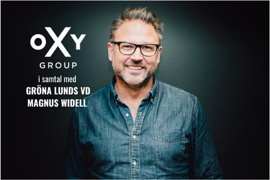 Oxy Talks Magnus Widell