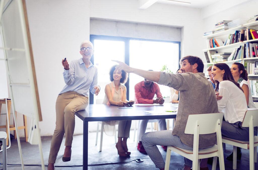 Medarbetarskap och ledarskap skapar friska arbetsplatser