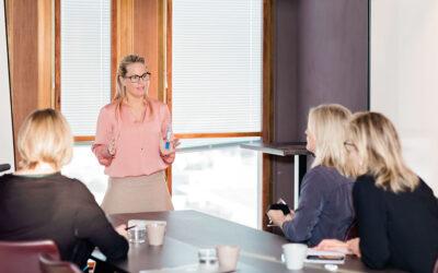 Affärsstrategi hjärta arbetsmiljöstrategi, ok ledningsgruppen?